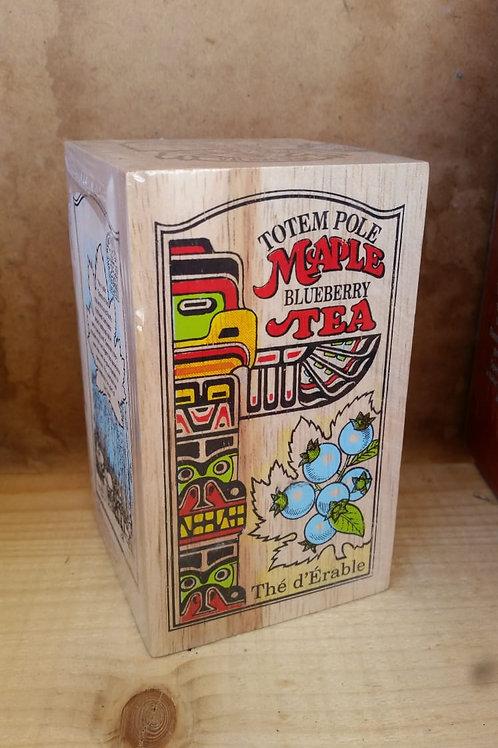 Maple Tea in der praktischen Holzbox. Inhalt 50g