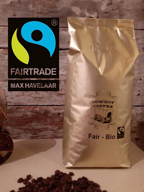 1 Pack BIO - Max Havelaar  Cowboy Coffee à 1000g Bohnen