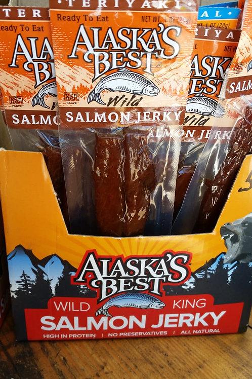 Alaska Salmon Original, gräuchert. Pck. à 28g