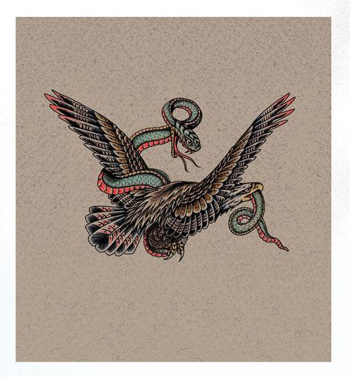 Eagle Snake