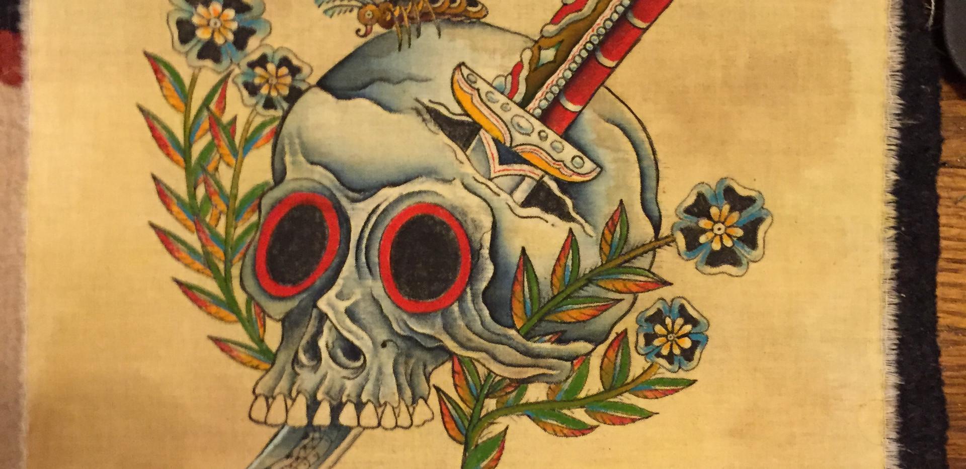 Skull 2014
