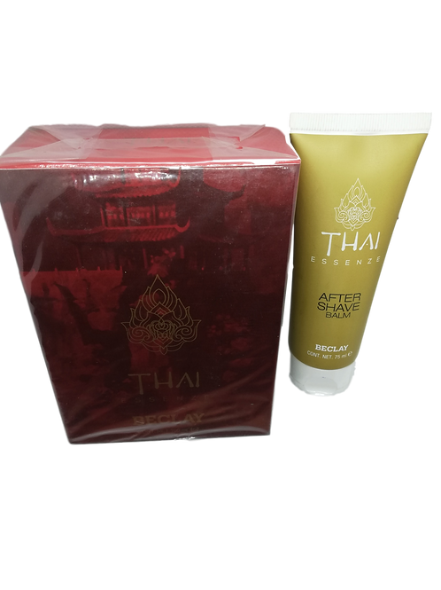Perfume Masculino Thai Edp 100 Ml Beclay After Shave Regalo