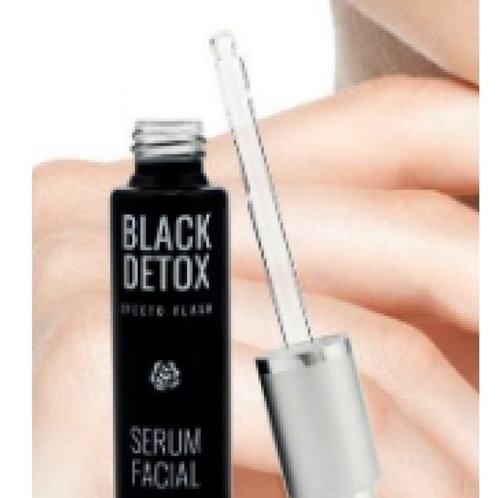 Serum Facial Black Detox 30 Ml