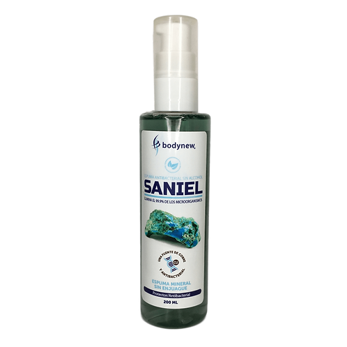 SANIEL ANTI ACNE 200 ml