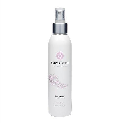 Eau Parfum Fresh Body Spirit Agua Perfumada 200 Ml Clay
