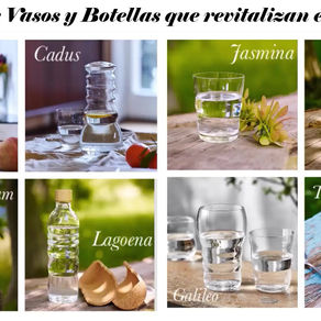 Revitaliza tu agua