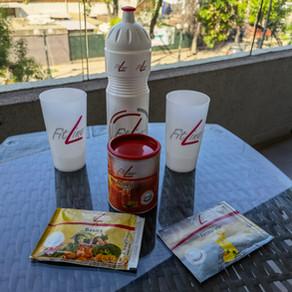 Nutrición Fitline