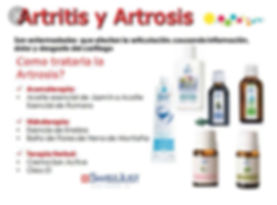 Artritis - Artrosis