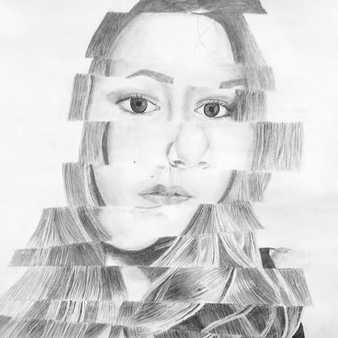 9-9 Amelia Brookfield Garay Autoportrait