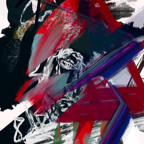 Gabrielle Lavoie, Éphémère, Art digital,