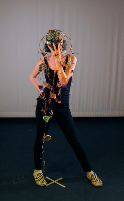 Matt Healy (Objet d'art porté)