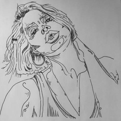 Sophie_L.C,_Taylor,_Crayon_graphite,_202