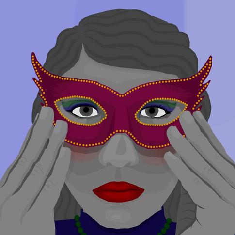 09_Madeleine Lacroix, Bal masqué, Pixlr