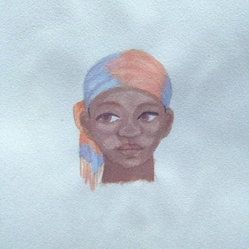 03_Madeleine Lacroix, Deuxième portrait,
