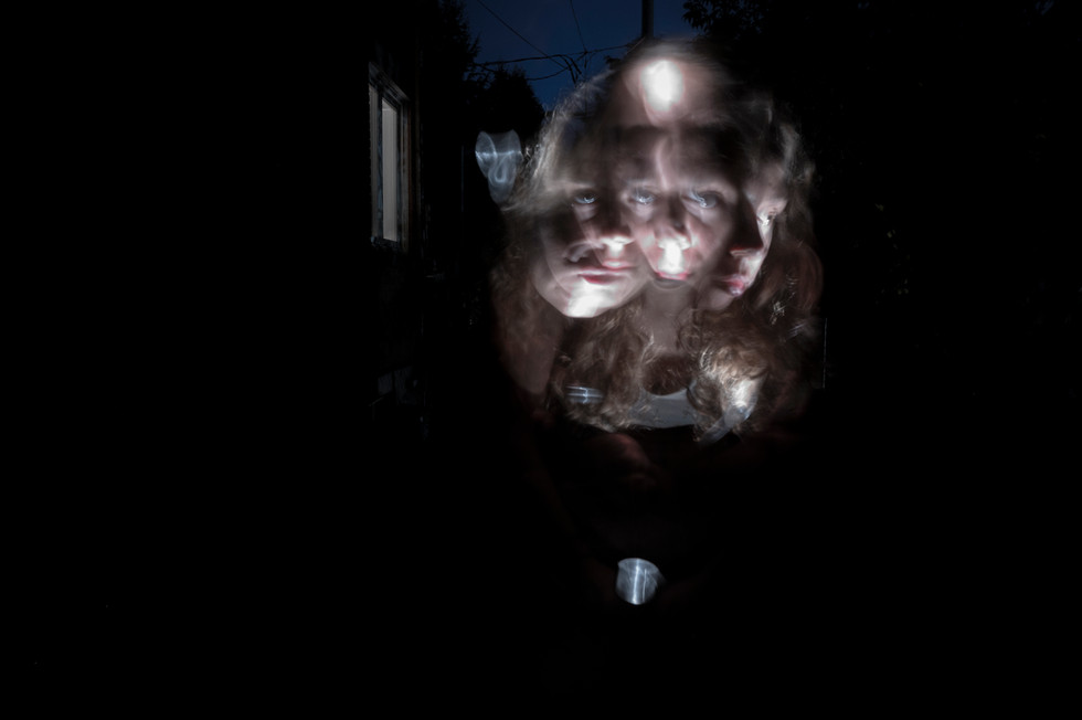 Thea Di Francesco -  Portrait multiple (Photo)