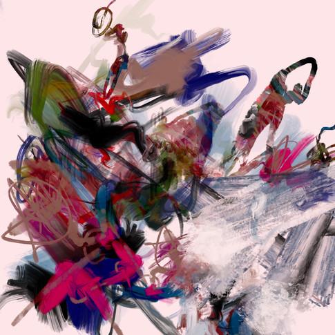 Gabrielle Lavoie, Noa, Art numérique, 20