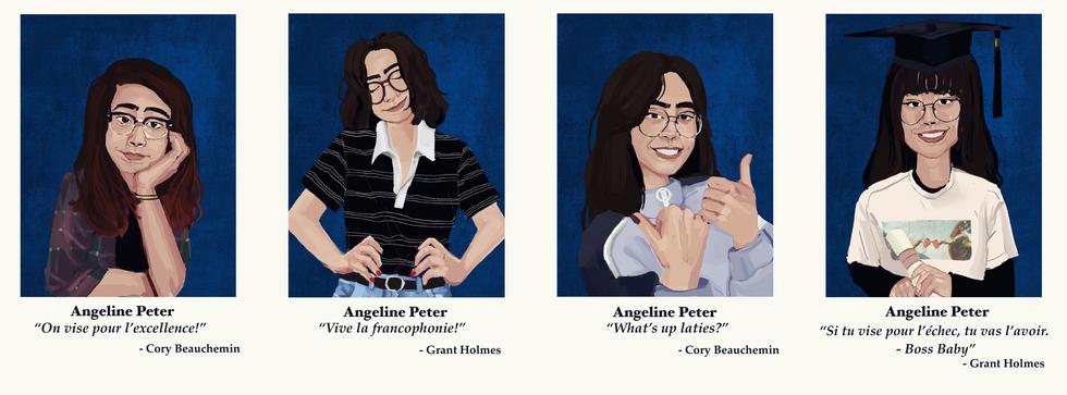 Angeline Peter - Annuaire 2019-2020 (Art numérique)