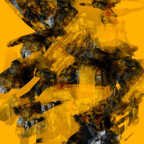 Gabrielle Lavoie, Pissenlit, Art numériq