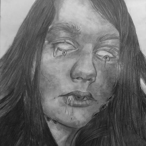 9-Ivanka Hrycaj, Autoportrait dans l_art