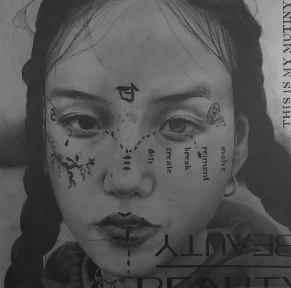 Solanne Bianchi Melchin - Subversion (Graphite)