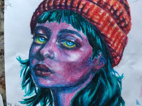 "11-11 Paloma Murphy, ""Beanie girl"", past"