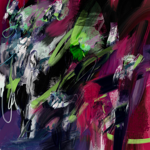 Gabrielle Lavoie, Glamour, Art numérique