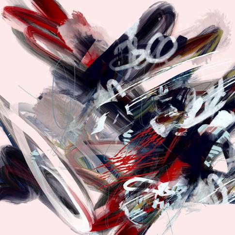 Gabrielle Lavoie, Paris, Art numérique,