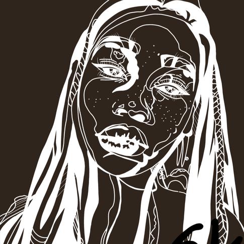 Juana Ruta, Dessin digital, Art numériqu