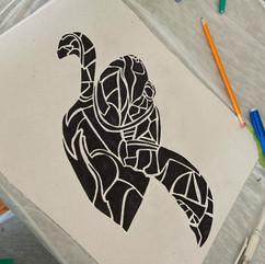 Graffiti_pochoirs - Hailey Diane Huneaul