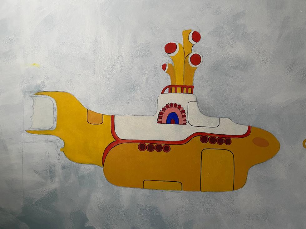 Astrid Elliott (Murale: détail)