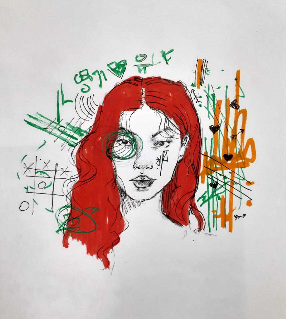 Ariane Boisvert (Techniques mixtes)