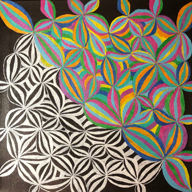 Anya Grignon - Mon monde (Installation)