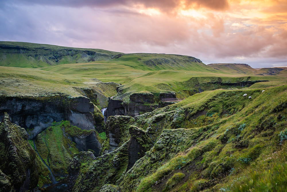 Icelandic Canyon