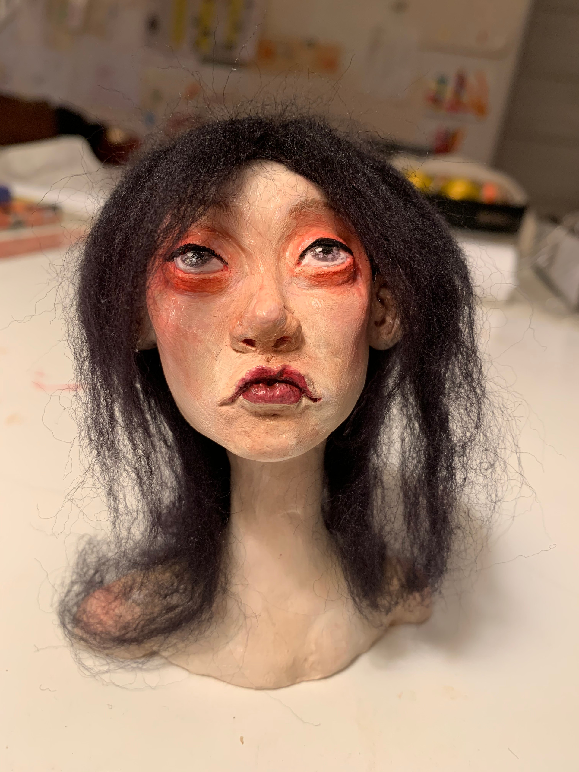 Tess Trop - Pandora (Sculpture)