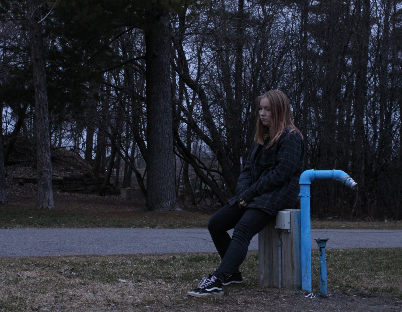 Fabianne Gomez - La solitude subie (Photo)
