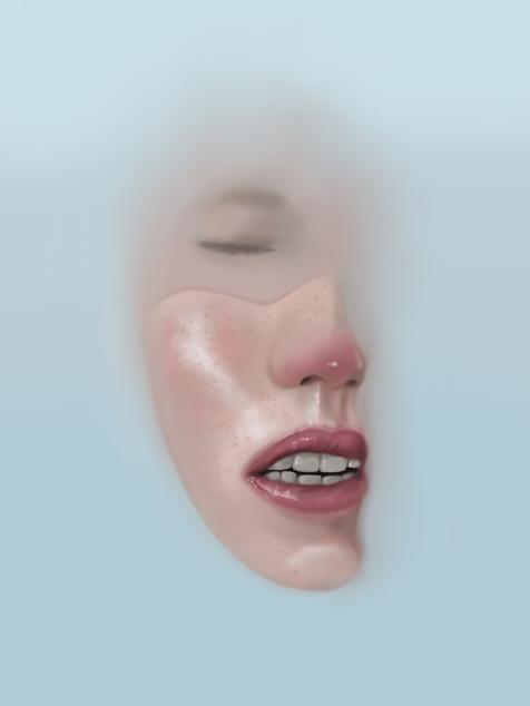 Charlotte Breault-Laurencelle - D'après Daria Kraft (Art numérique)