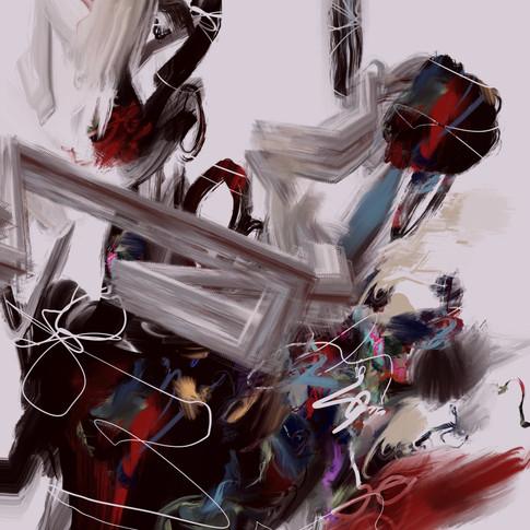 Gabrielle Lavoie, Matilda, Art numérique