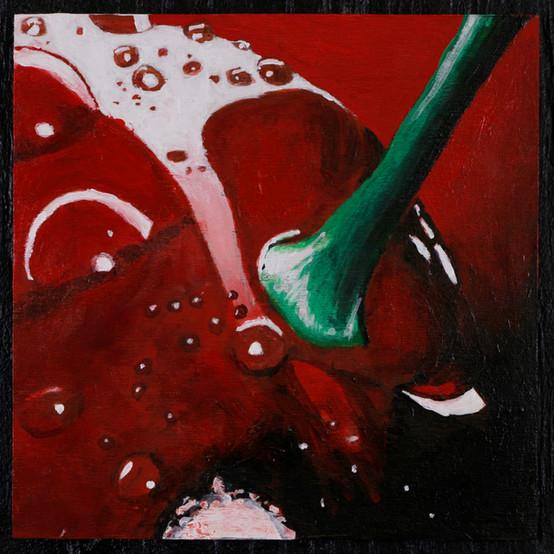 Clyde McClean - Nature morte (Acrylique)