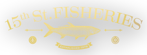 15th Street Fisheries Logo