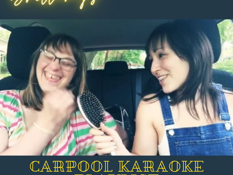 Brittany's Carpool Karaoke Playlist