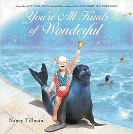 Nancy Tillman, author