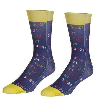 Down Syndrome Socks