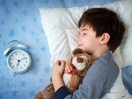 How Do I Reinforce The Bedtime Routine For My 5-Year-Old?