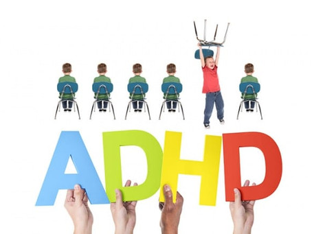 ADD/ADHD in Children: Symptoms, Myths, Treatment & Tips for Parents