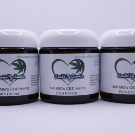 EBC CBD Pain Cream
