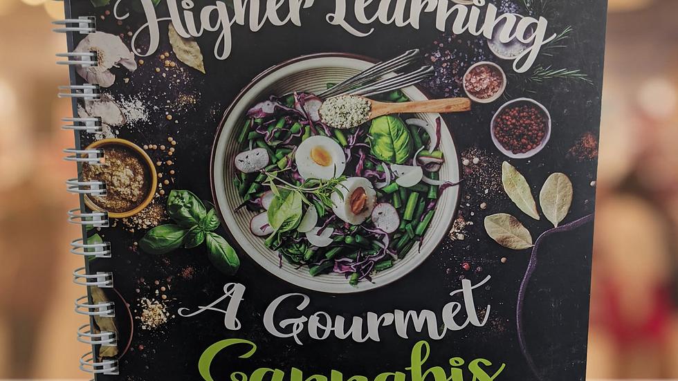 Gourmedd Cannabis Cookbook