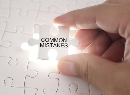 Top 10 Wellness Program Mistakes