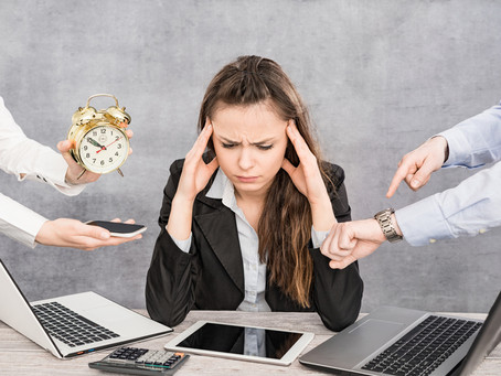 Simple Ways to Reduce Employee Stress