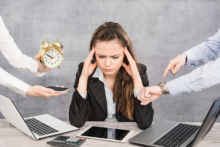 4  Steps to Improve Your Employees' Mental Health