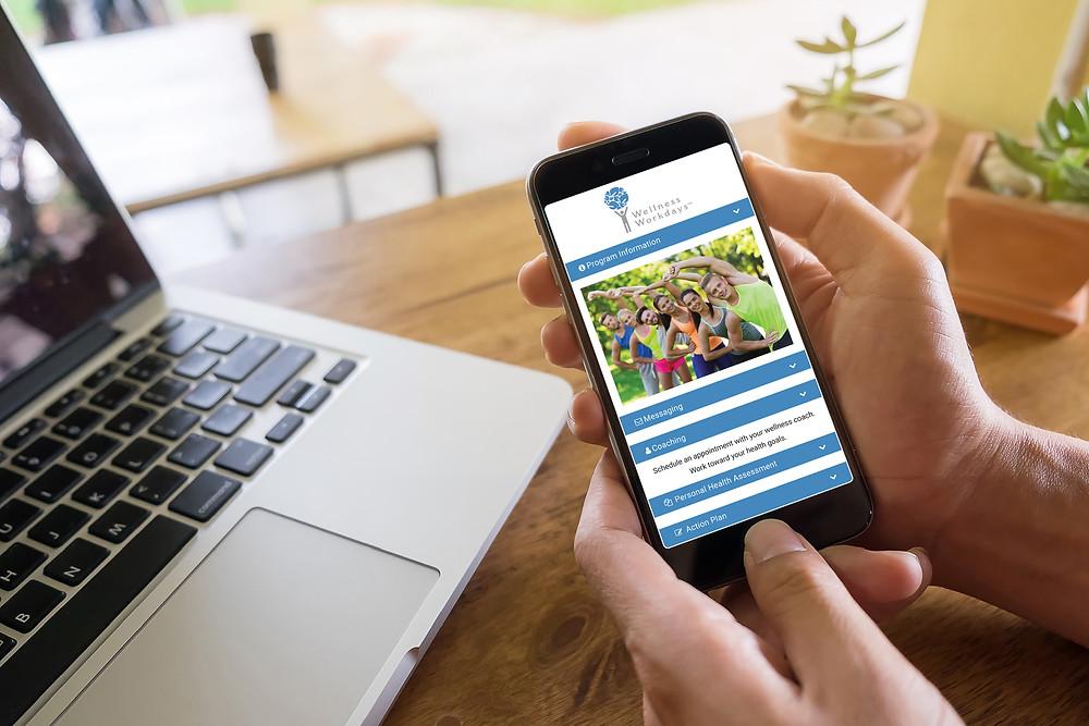 wellness technology platform